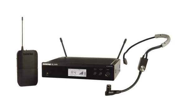 Радиосистема Shure BLX14RE/SM35 M17