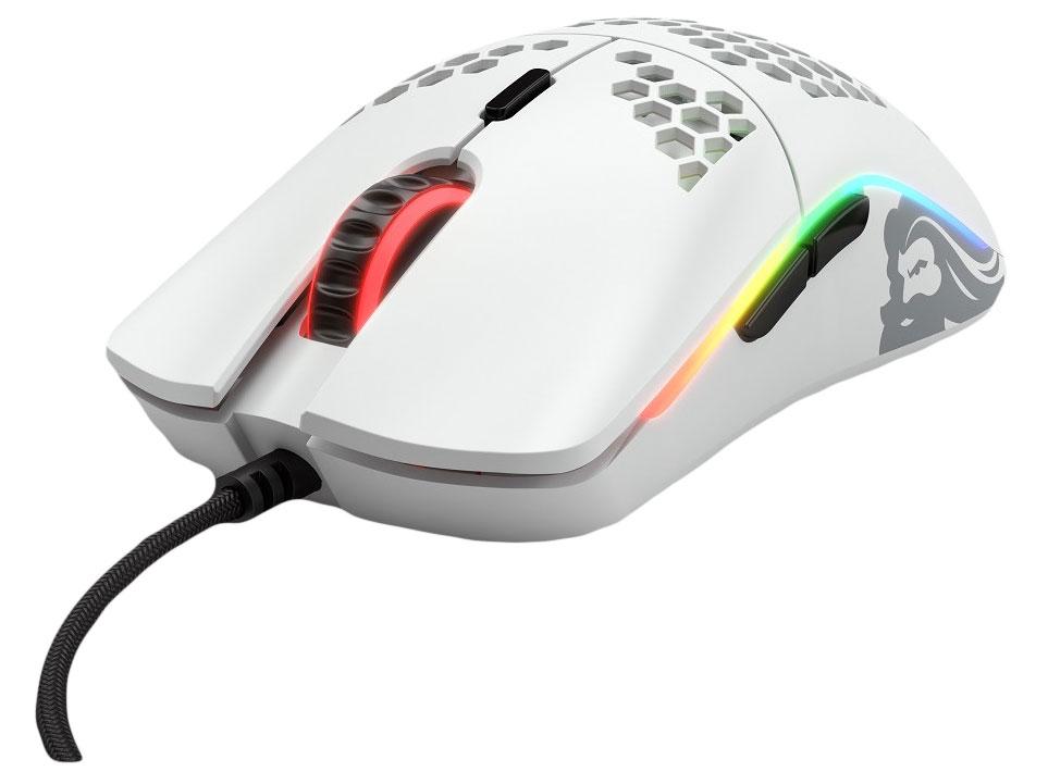 Игровая мышь Glorious Model O Glossy White