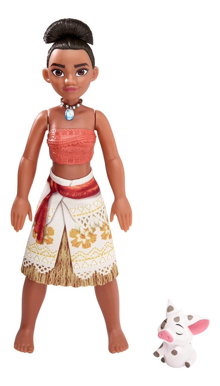 Кукла Disney Моана в движении