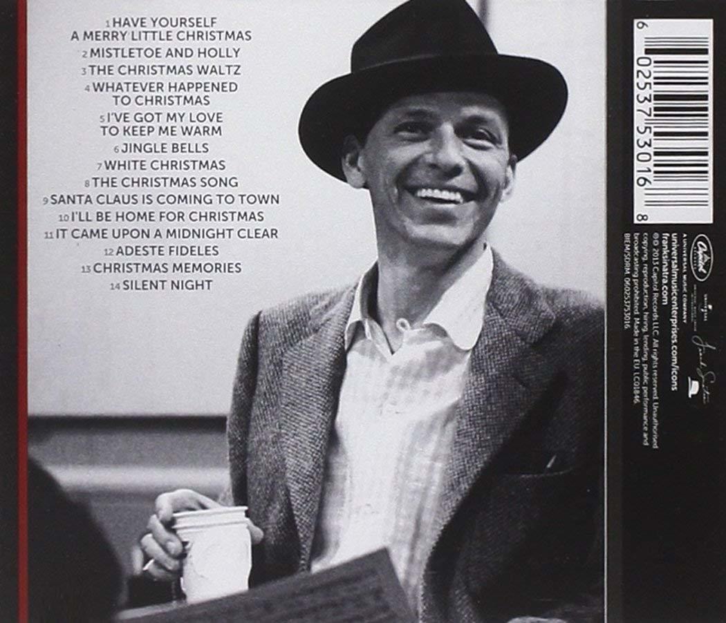 Frank Sinatra Christmas.Audio Disk Frank Sinatra Christmas Marketplejs Goods Ru