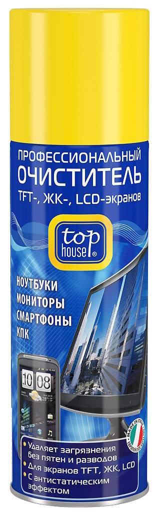 Средство для очистки экранов Top House 392333 Профессиональный 200 мл