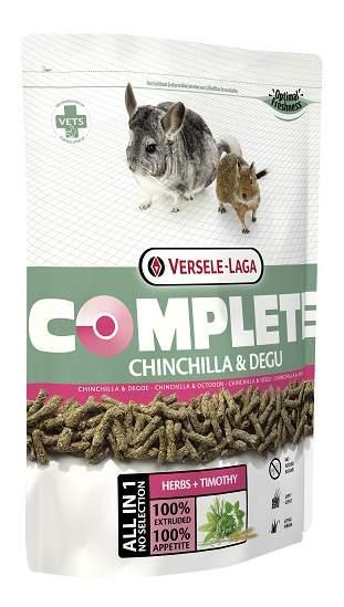 Корм для шиншилл, дегу Versele-Laga Chinchilla & Degu 1.75 кг 1 шт