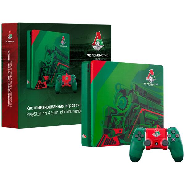 Игровая приставка Sony PlayStation 4 Rainbo 1TB Локомотив. Чемпионский экспресс