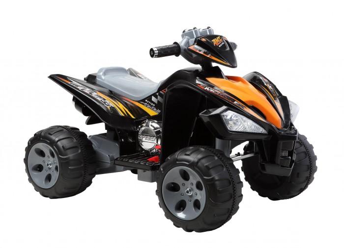 Электроквадроцикл Tommy HD-5 черный