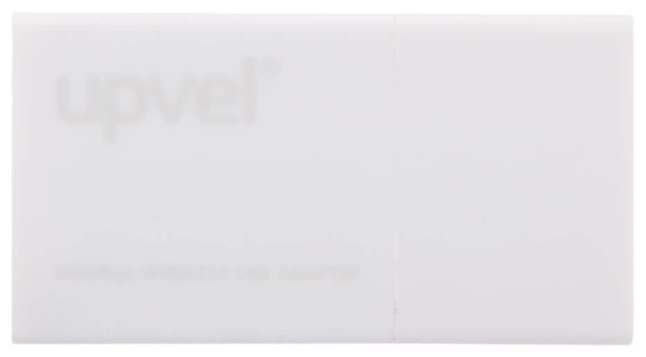Приемник Wi-Fi UPVEL UA-222NU White