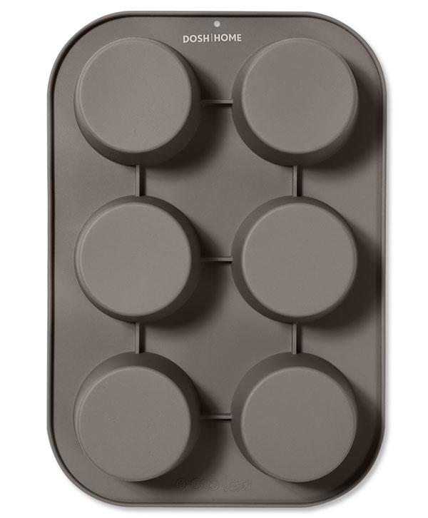 Форма для выпечки Dosh   Home 300304 Серый