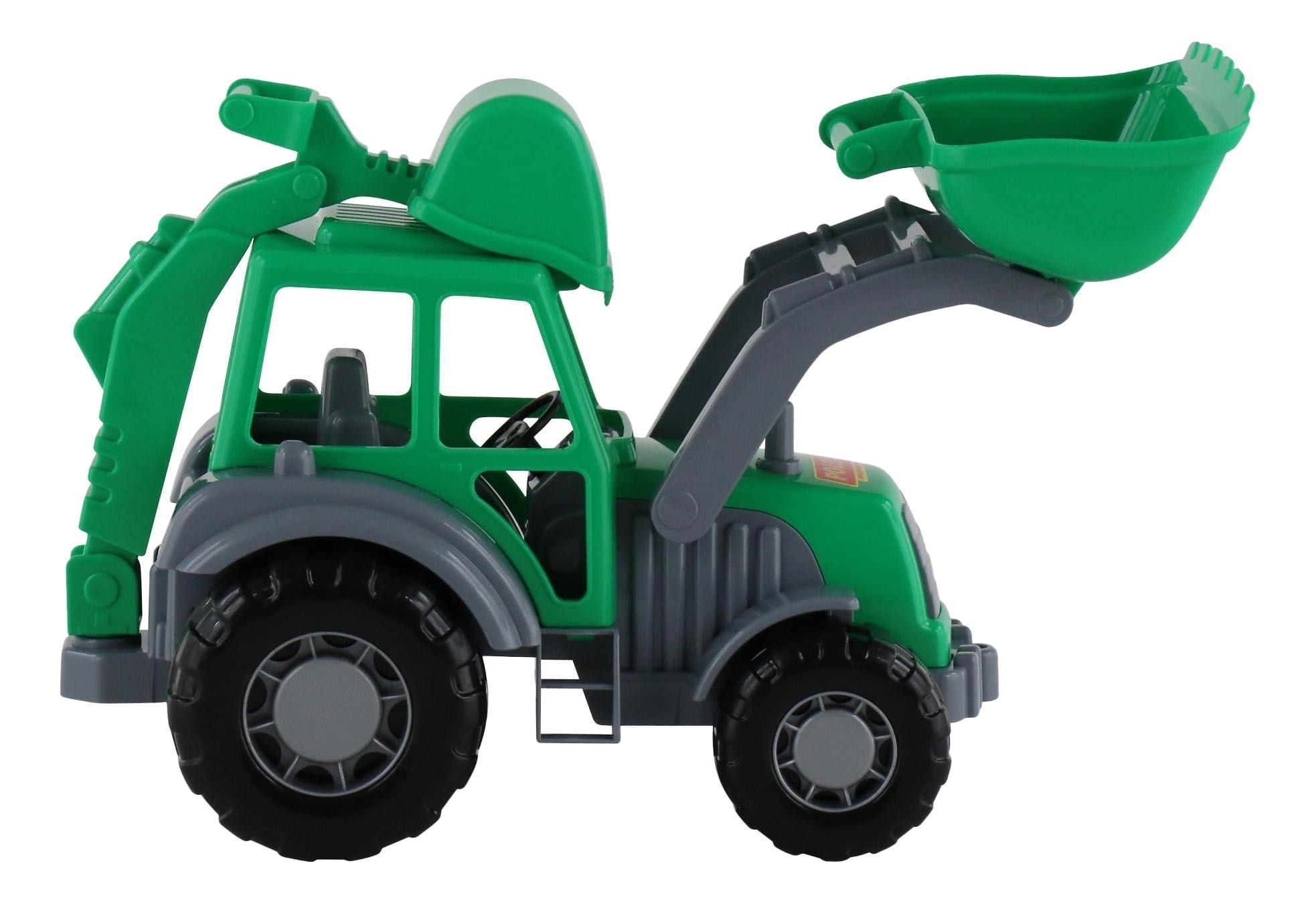 Картинки тракторов и экскаваторов