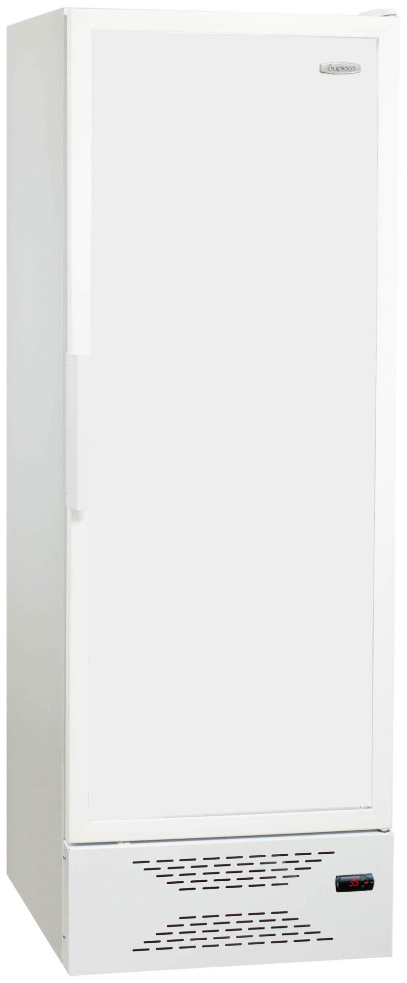 Холодильная витрина Бирюса 460DNKQ Белый