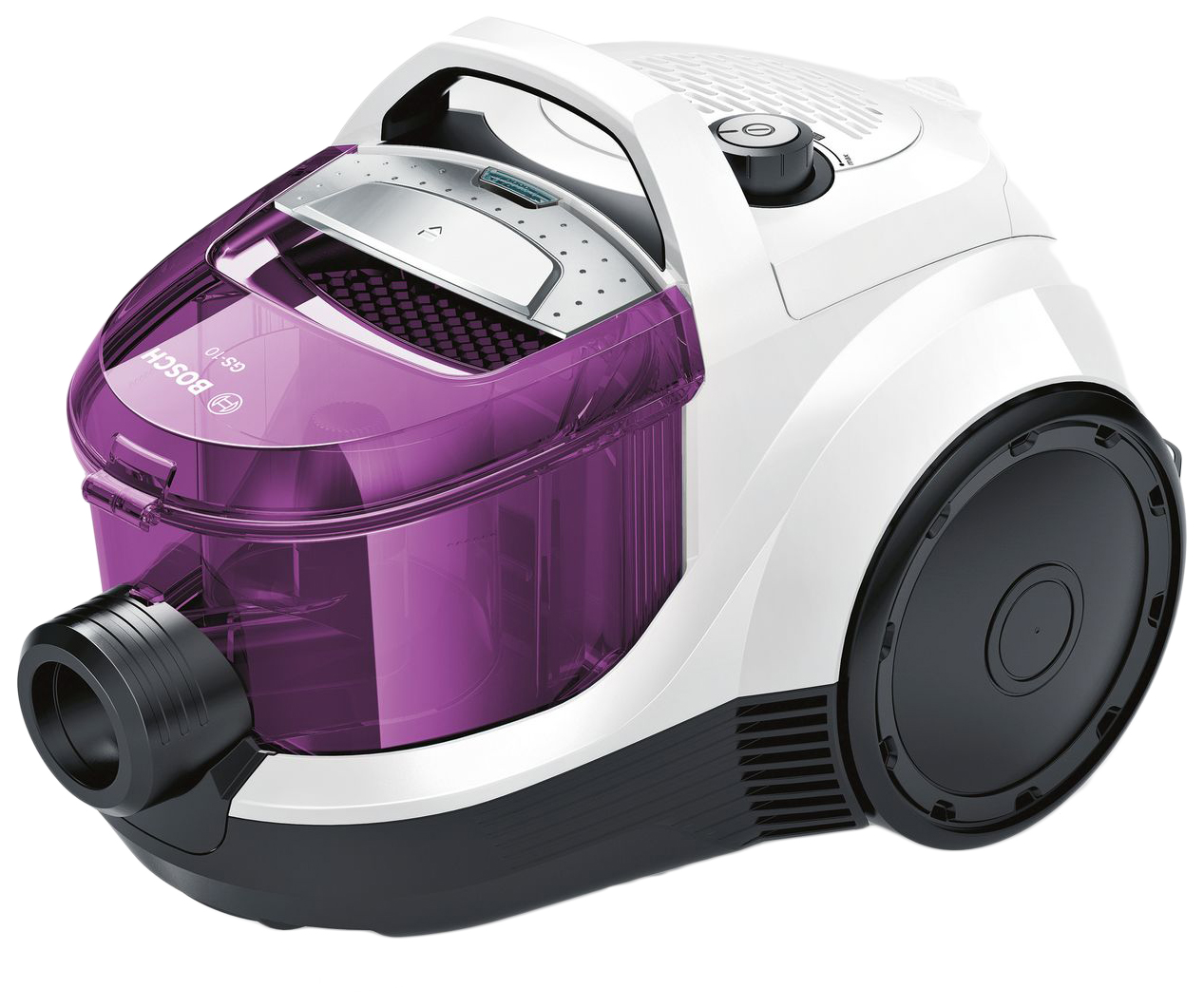 Пылесос Bosch  BGS1U1800 White/Purple