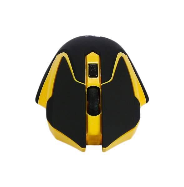 Беспроводная мышь Jet.A OM-U57G Yellow/Black