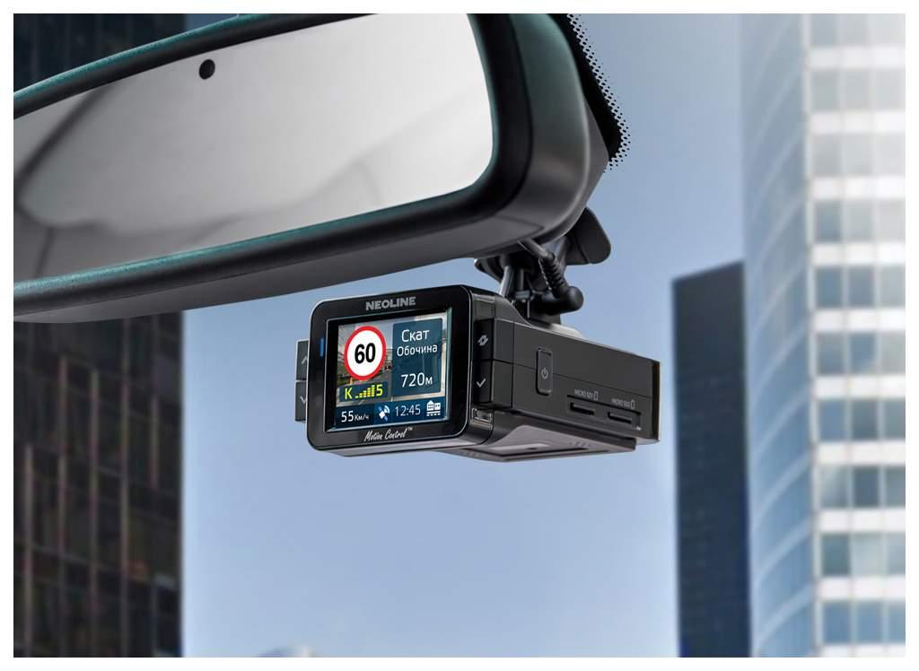 Купить видеорегистратор Neoline X-COP 9100s со встроенным ...