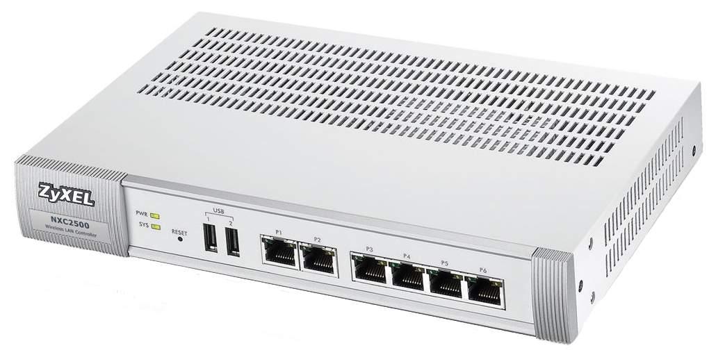 Коммутатор Zyxel NXC2500  White