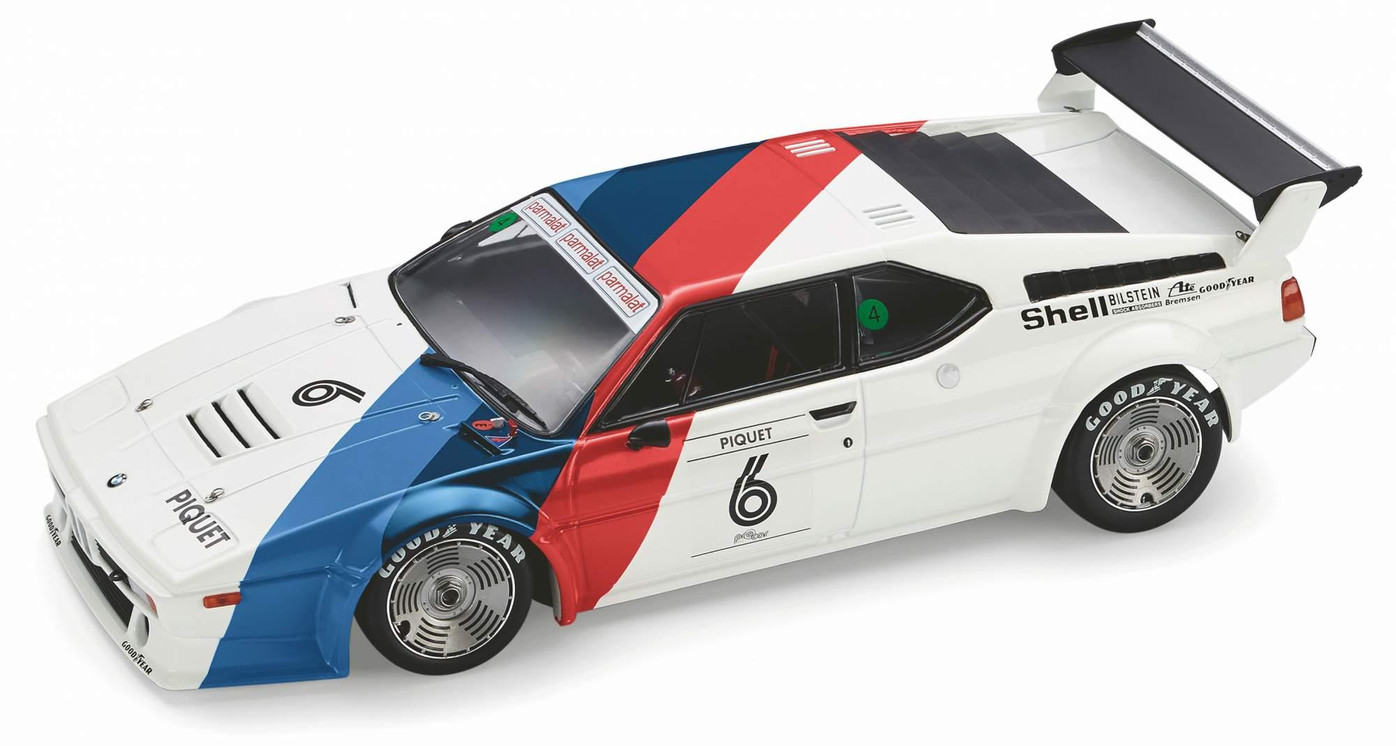 Коллекционная модель BMW 80432454788