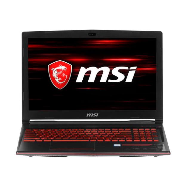 Ноутбук игровой MSI GL63 8SC-009XRU