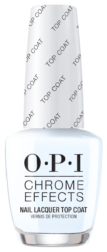 Топ OPI Chrome Effects Nail Lacquer Top Coat 15 мл