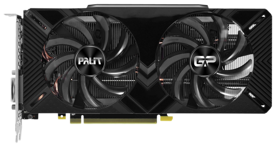 Видеокарта Palit nVidia GeForce RTX 2060 (PA-RTX2060 GamingPro 6G)