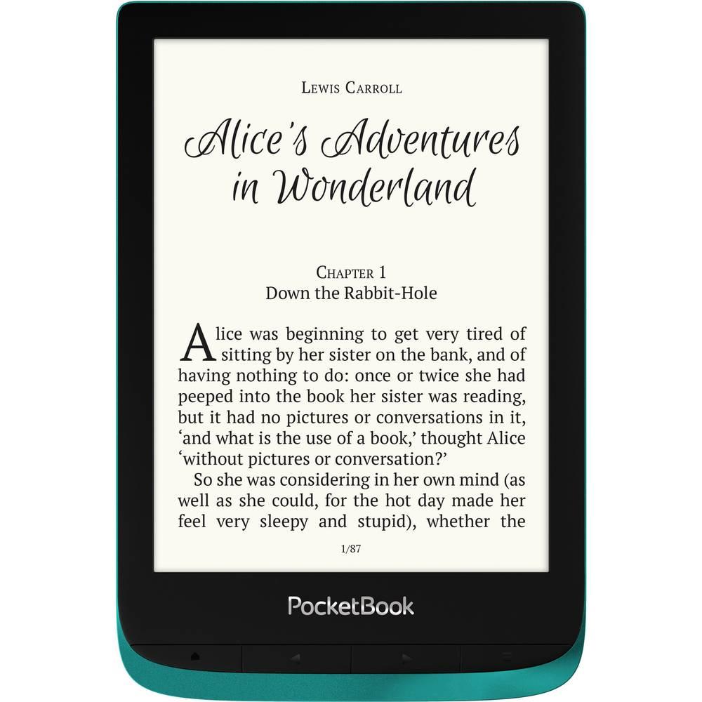 Электронная книга PocketBook 627 Emerald Green