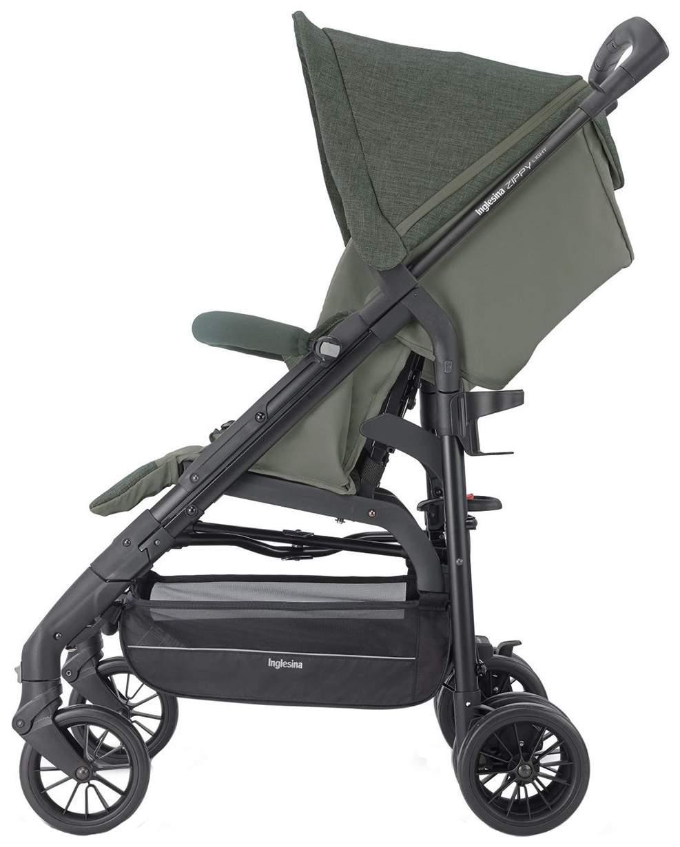 Прогулочная коляска Inglesina Zippy light Сamp green