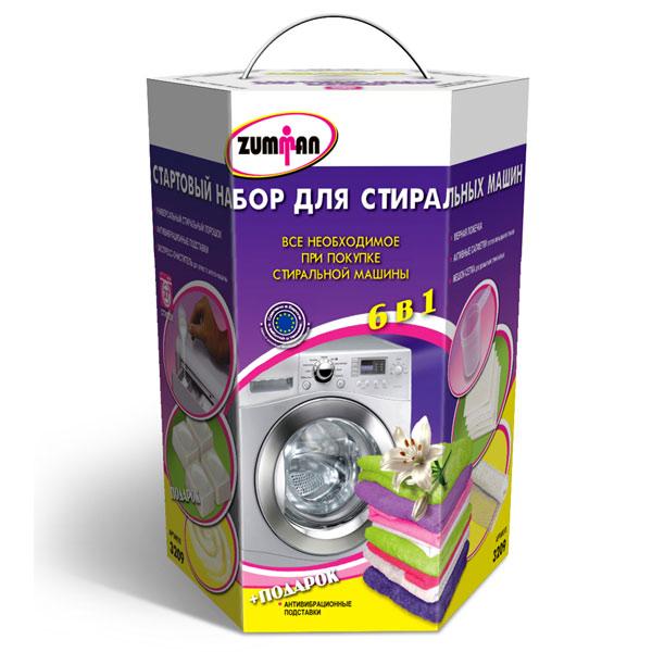 Набор аксессуаров для стиральной машины Zumman 3209