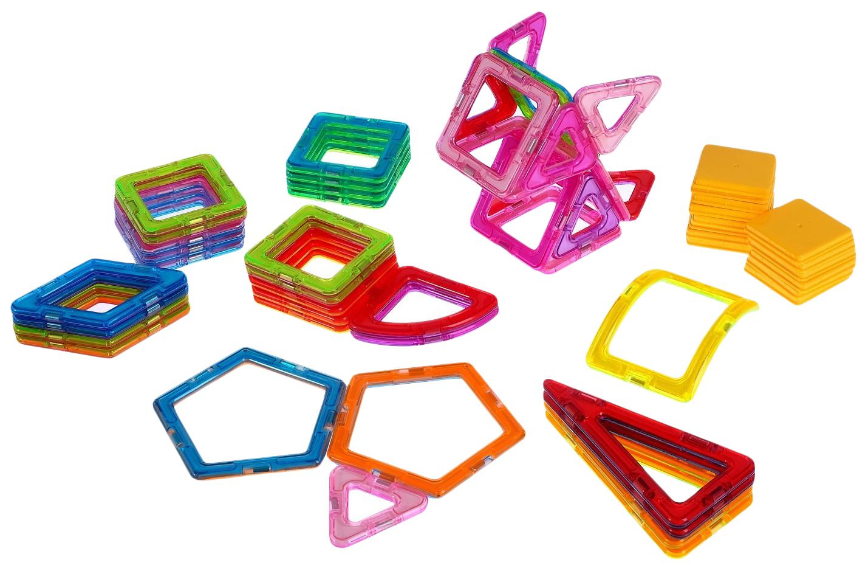 Конструктор магнитный «Магический магнит», 55 деталей Xinbida