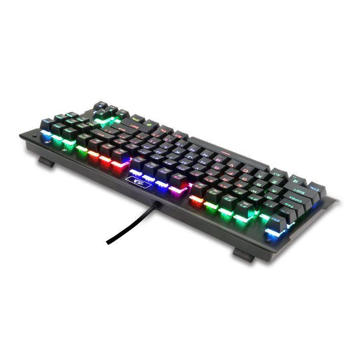 Игровая клавиатура Redragon Visnu Black