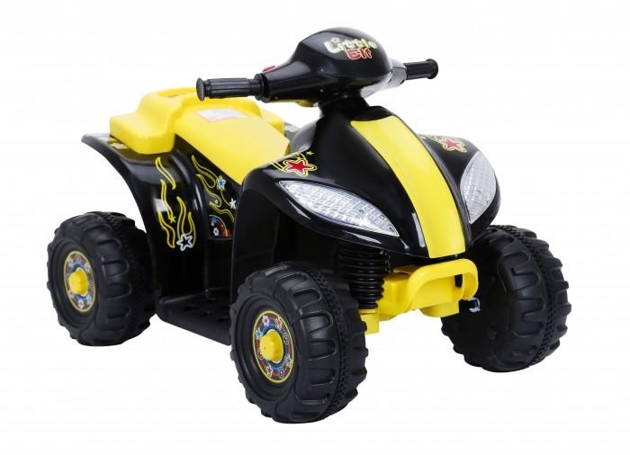 Электроквадроцикл Tommy HD-4 черный