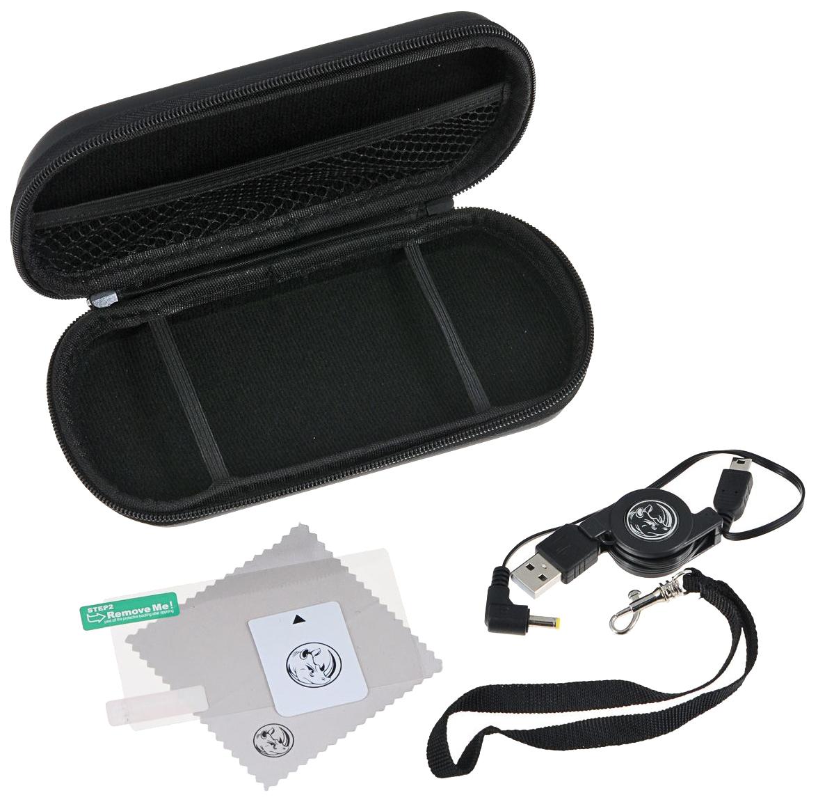 Набор для игровой приставки Black Horns BH-PSE0804 Черный