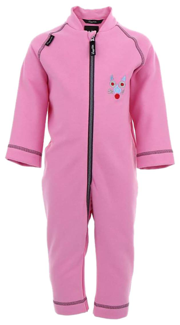 Комбинезон детский Lappi Kids 1010 розовый р.62