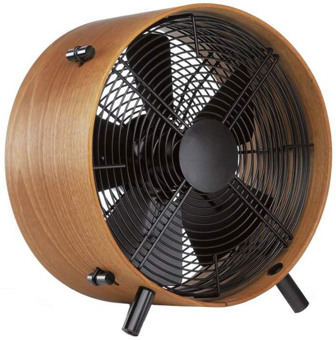 Вентилятор настольный Stadler Form O-009R brown