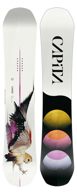 Сноуборд Capita Birds Of A Feather W 2020, 144 см