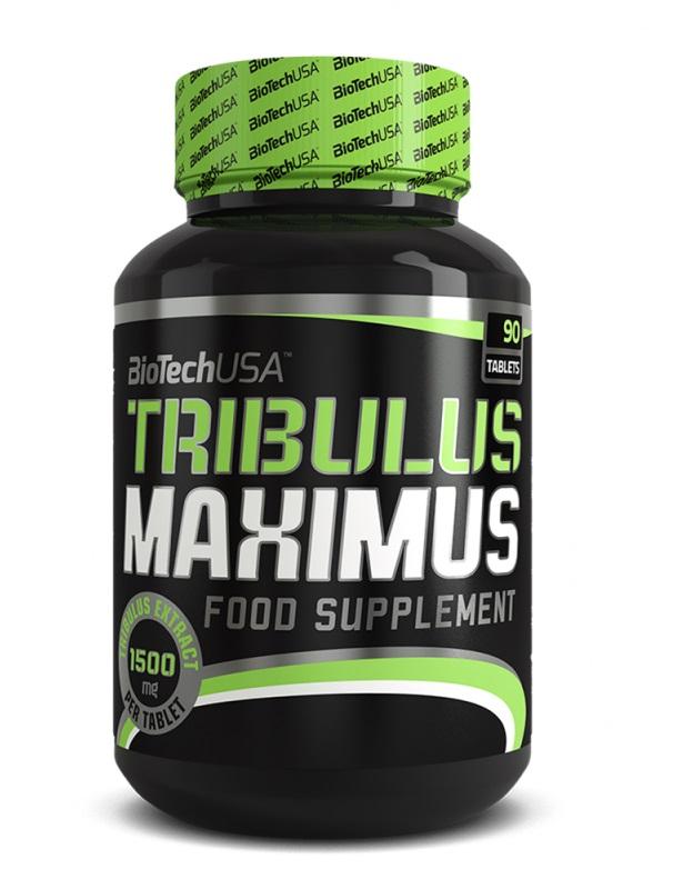 Бустер тестостерона BioTech Usa Tribulus Maximus (1500 мг) (79% saponins) 90 таблеток