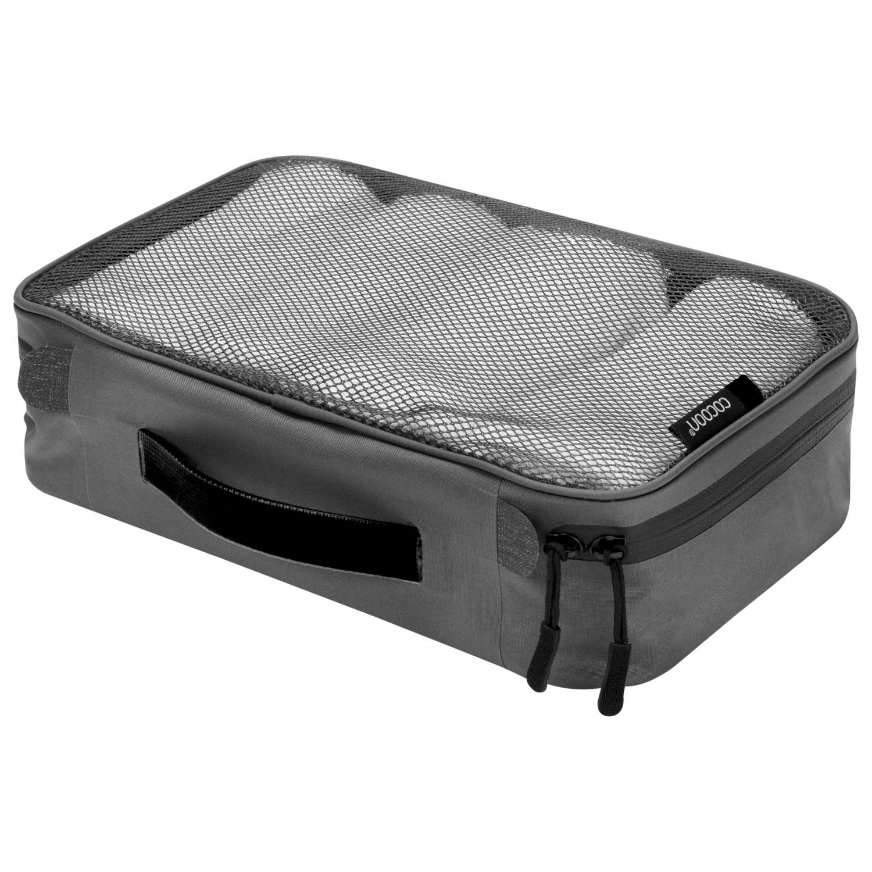 Спортивная сумка Cocoon Packing Cube With Open Net Top L серая