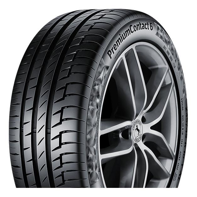 Шины Continental PremiumContact 6 225/45R17 94Y XL FR (357061)