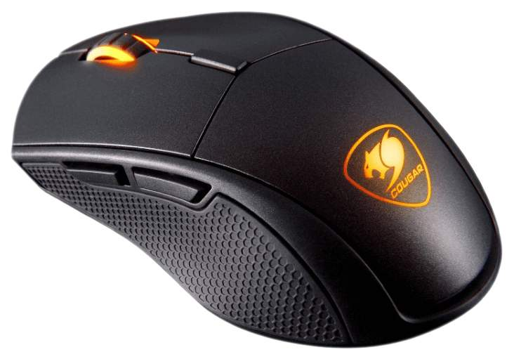 Проводная мышка Cougar Minos X5 Black (3MMX5WOB.0001)