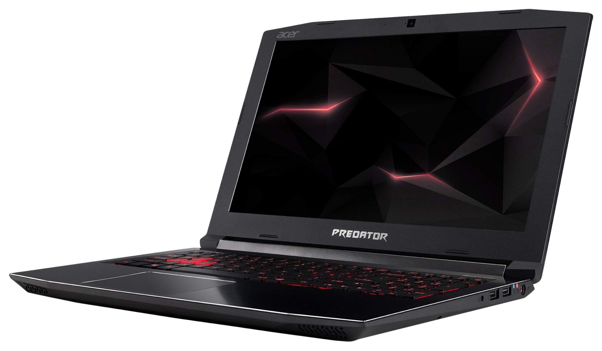 Ноутбук игровой Acer Predator Helios 300 PH315-51-50FH NH.Q3HER.006