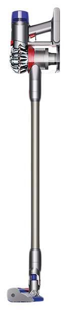 Вертикальный пылесос Dyson  V8 Animal+ Silver/Purple