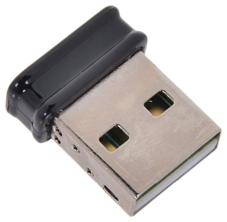 Приемник Wi-Fi Asus USB-N10 Black
