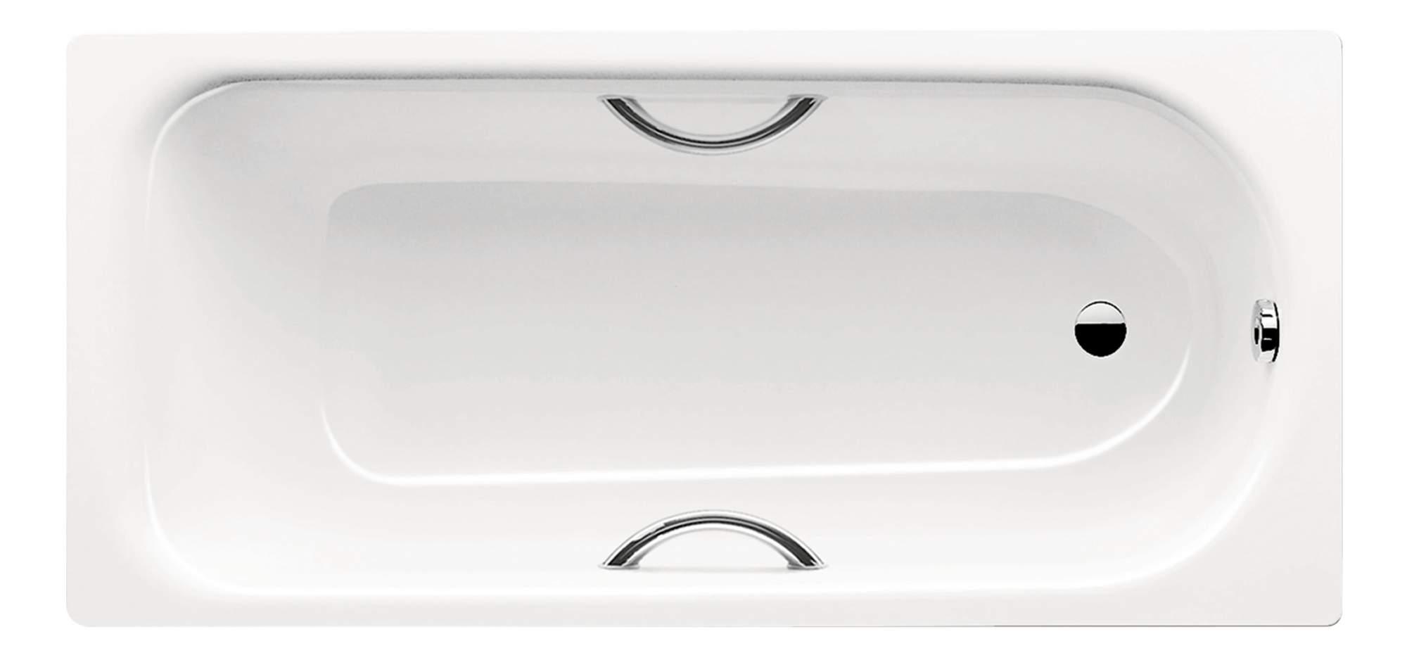 Стальная ванна KALDEWEI Saniform Plus Star 180х80 без гидромассажа