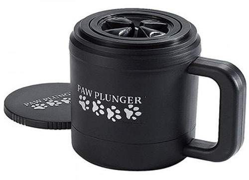 Лапомойка PAW PLUNGER PAW110 малая черная