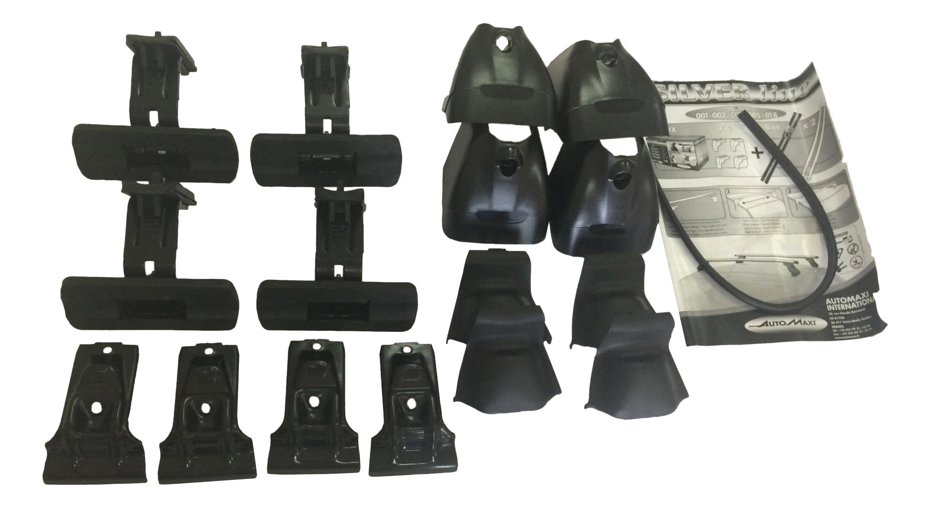 Установочный комплект для автобагажника AutoMaxi SILVERLINE Ford AX 244118