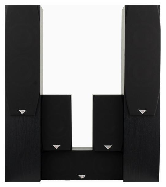 Комплект акустических систем Vector 5.0 MK2