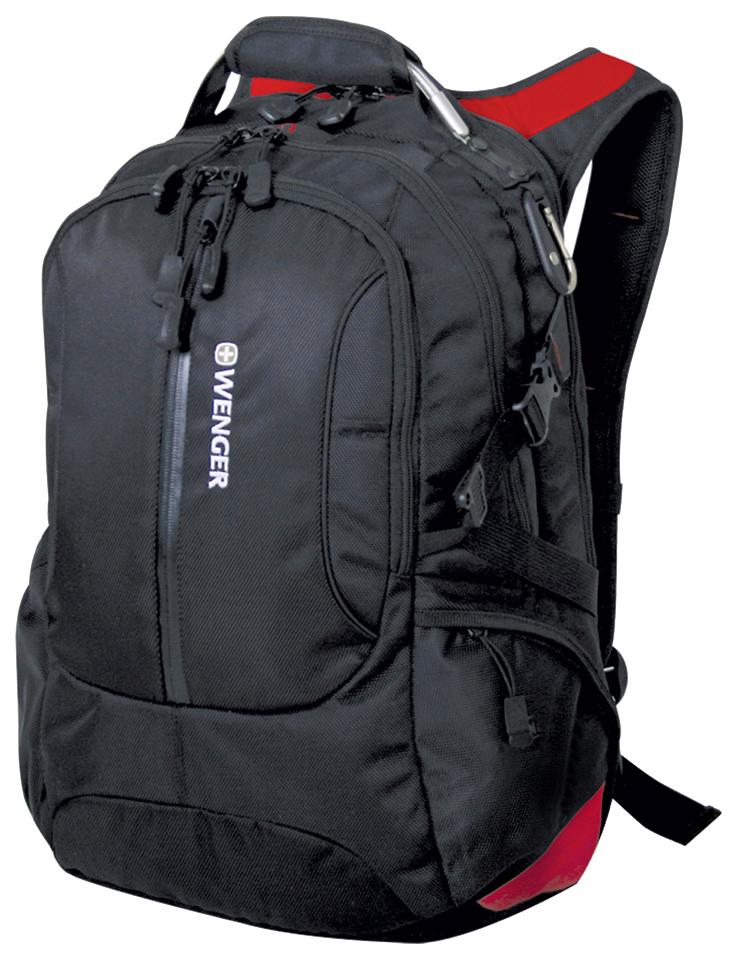 Рюкзак для ноутбука WENGER Large Volume Daypack 15912215