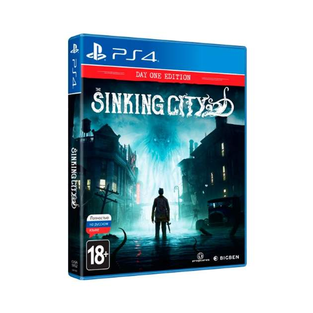 Игра The Sinking City Day One Edition для PlayStation 4