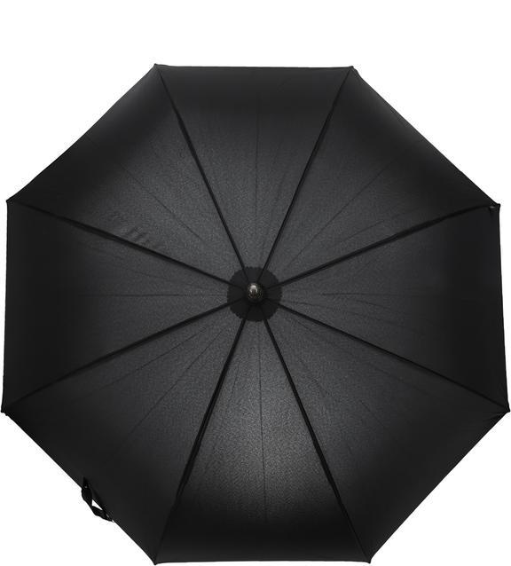 Зонт-трость мужской Goroshek 718540, черный