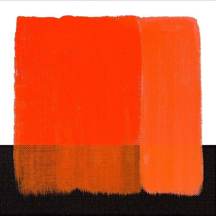 Масляная краска Maimeri Puro 125 оранжевый лак 40 мл