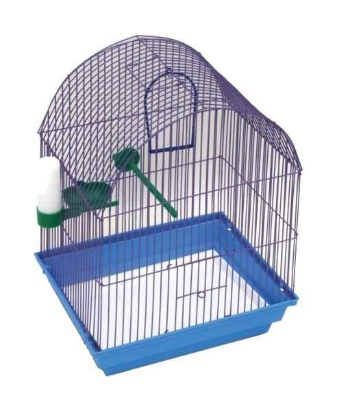 Фотография Клетка для птиц ZooMark 35x52  №1