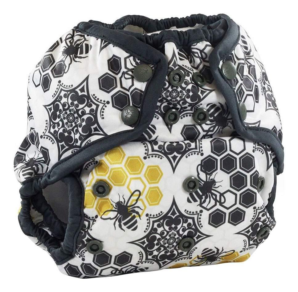 Трусики многоразовые 3-16 кг, One Size Snap Cover Unity Kanga Care