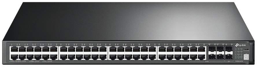 Коммутатор TP-LINK JetStream T3700G-52TQ 52-портовый