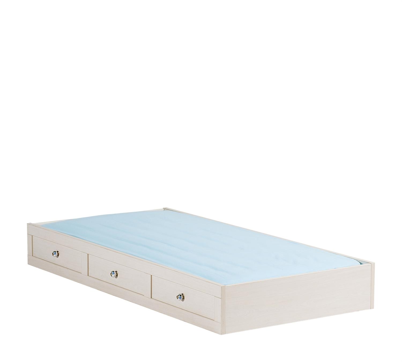 Кровать Cilek Flower Flora ST выдвижная, 90х180 см