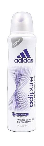 "Дезодорант Adidas ""Adipure XL"" спрей для женщин 150 мл"